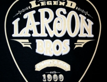 LARSON – Relaunch of a Legend [Digital-Direktdruck]