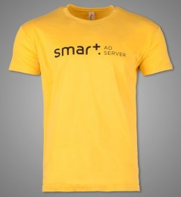 Promotion T-Shirts für Smart Adserver [Flexdruck]