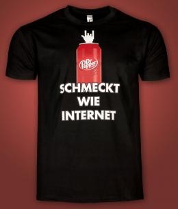 T-Shirts für Dr.Pepper-Kampanie [Digitaler Direktdruck]