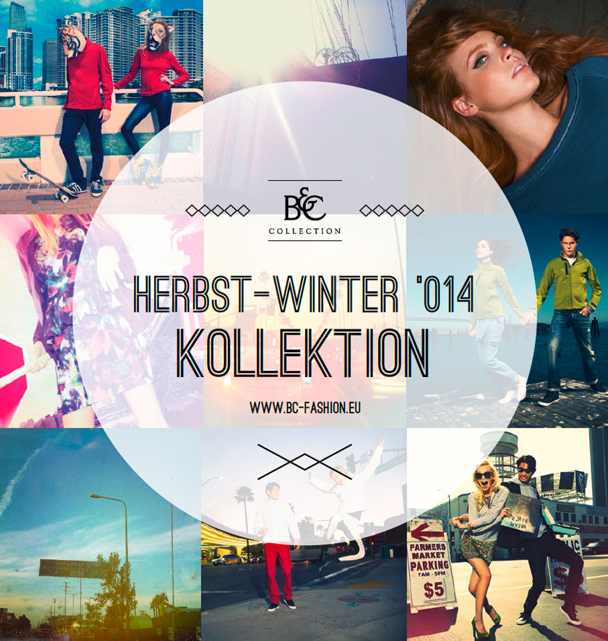 B&C Kollektion, Herbst/Winter 2014