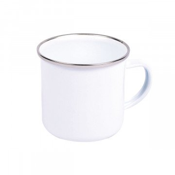 Emaille-Tassen