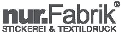 Textildruck aus Berlin | nur.Fabrik - Stickerei & Textildruck