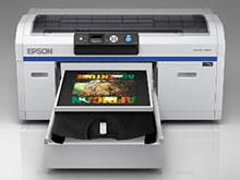 Fotorealistischer Direktdruck mit innovativer EPSON-Drucktechnologie.