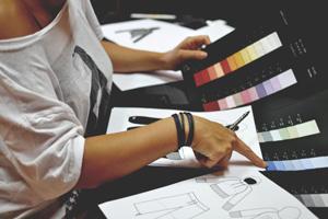 nur.Fabrik // Die Textildruck Agentur - Bei der Auftragsplanung